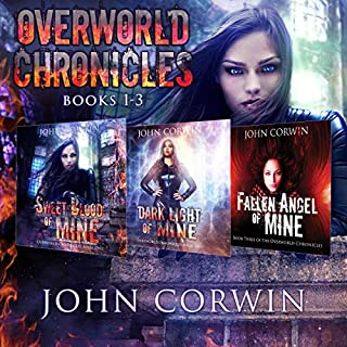 Overworld Chronicles Box Set: Books 1-3     Overworld Chronicles Box Sets              By:                                                                                                                                 John Corwin                               Narrated by:                                                                                                                                 Austin Rising                      Length: 36 hrs and 12 mins     17 ratings     Overall 4.8