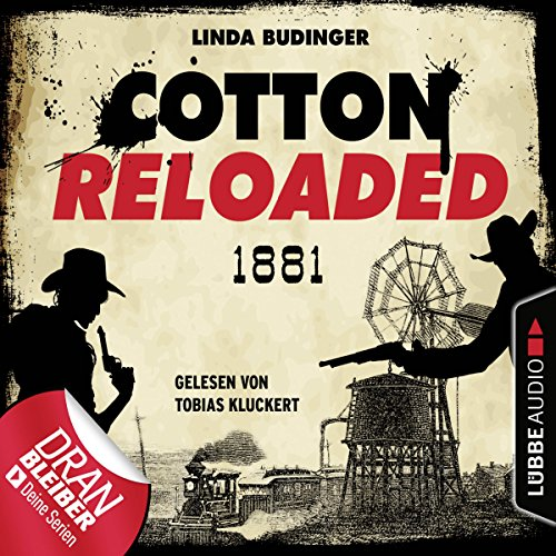 1881 - Serienspecial     Cotton Reloaded 55              Autor:                                                                                                                                 Linda Budinger                               Sprecher:                                                                                                                                 Tobias Kluckert                      Spieldauer: 3 Std. und 40 Min.     71 Bewertungen     Gesamt 4,0