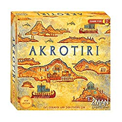 Top Board Games For Couples Akrotiri