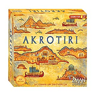 Akrotiri Revised Edition Publisher Services Inc ZM7410 PSI