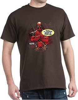Deadpool My Common Sense Cotton T-Shirt