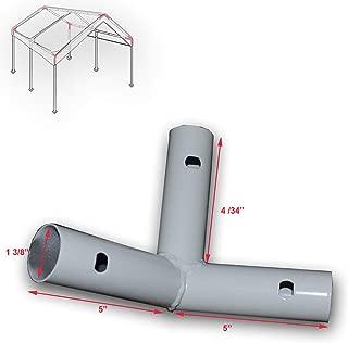 3-Way Corner Bracket for 10' X 20' Caravan Canopy Domain Carport Garage Parts D
