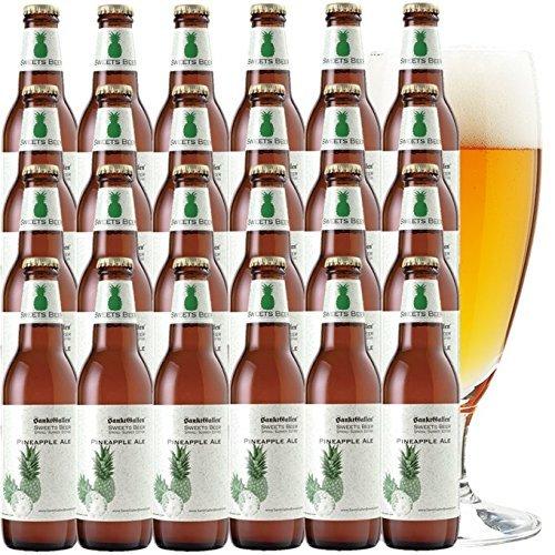 夏限定 フルーツビール パイナップルエール 24本 詰め合わせ 業務箱 330ml サンクトガーレン