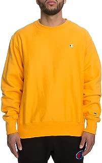 Champion LIFE Men's Reverse Weave C Logo Crew Neck Sweatshirt