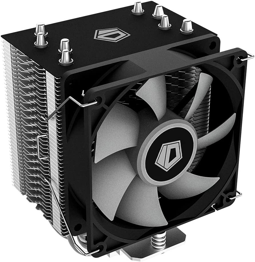 Max 83% OFF ID-COOLING SE-914-XT-Basic CPU Cooler Fashion Coole Height 126mm AM4