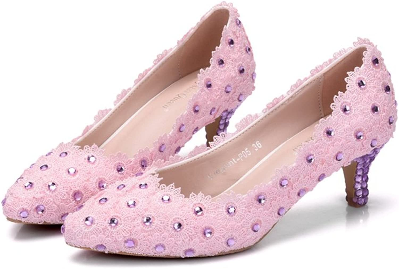 Women's Oppointed Dress Pump Stiletto Heel shoes