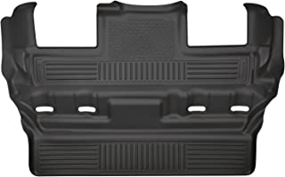 Husky Liners Fits 2015-19 Cadillac Escalade, 2015-19 Chevrolet Tahoe, 2015-19 GMC Yukon - with 2nd Row Bucket Seats Weatherbeater 3rd Seat Floor Mat