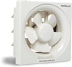 Havells FHVVEDXOWH06 Ventil Air Dx 22-Watt 150mm Fan (White)