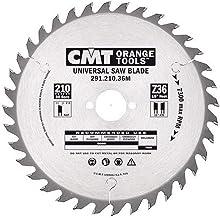 CMT Orange Tools 291.235.36L - Sierra circular 235x2.8x25 z 36 atb 15 grados