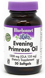 BlueBonnet Evening Primrose Oil Softgels, 1300 mg, 30 Count