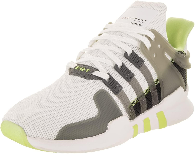 Adidas Damen EQT Unterstützung ADV Original Trainingsschuh 8.5 US US 7 UK Weiß Grün  heißer Sport