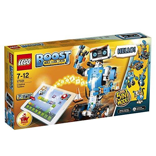 レゴ(LEGO) ブースト レゴブースト クリエイティブ・ボックス 17101 知育玩具 ブロック おもちゃ プログラ...