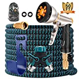 Best expanding hose - BLAVOR Expandable Garden Hose 50ft,Strongest Expanding 3750D,Flexible Review