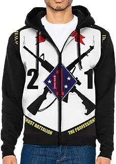 United States Marine Corps 2nd Marine Division Unisex Baseball Uniform Jacket Sweatshirt Sport Coat
