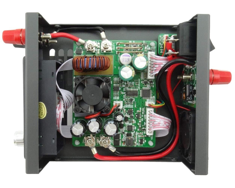 ZSYUN Fuente de alimentación Voltaje Constante Communiaction Vivienda Actual de la Carcasa de Control Digital Buck sólo un convertidor de Caja - B Herramientas de carpintería: Amazon.es: Hogar