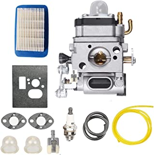 Backpack Blower Carburetor Set for Echo PB500 PB500T PB500H EB508RT A021001641 A021001642 Walbro WLA-1 Carb