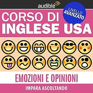 Emozioni e opinioni (Impara ascoltando) copertina