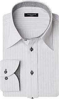 (ビジネススタイル アルフ) businessstyle alfu ストレッチ&ノンアイロンシャツ 長袖 ワイシャツ ドレスシャツ Yシャツ 白シャツ デザインシャツ 【エアレッチ】【AIRETCH】 伸縮自在で着心地抜群/y33al