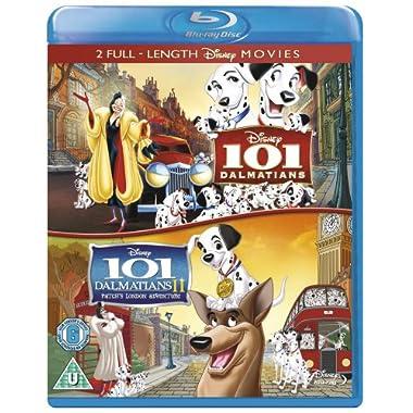 101 Dalmatians 2 Movie Collection (101 Dalmatians/Patch's London Adventure)