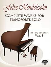 Complete Works for Pianoforte Solo, Vol. 1