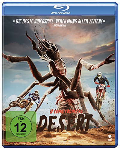 It Came From The Desert [Blu-ray] [Alemania]