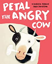 Petal the Angry Cow