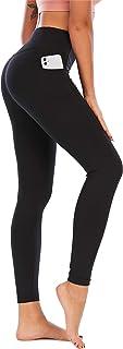 Fancyskin Yoga Leggings Tummy Control High Waisted Women's Sports Compression Pants Tights
