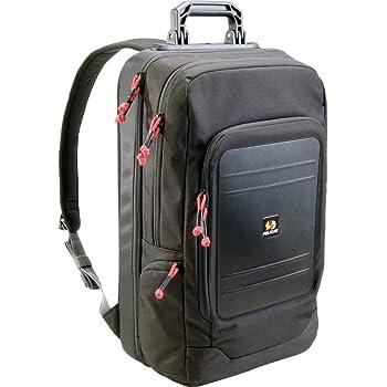 Pelican U105 Urban Backpack for 15-Inch Laptop, Black, 0U1050-0003-110
