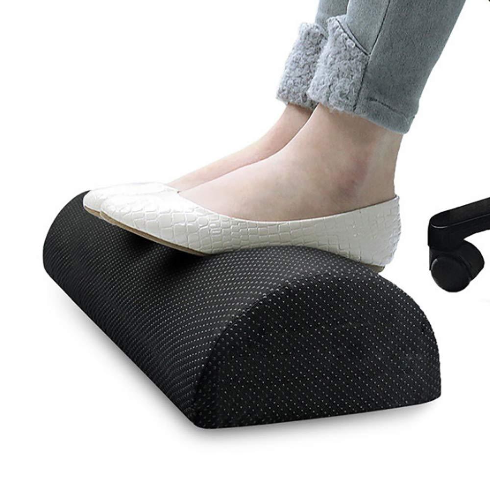 Non-Slip Footrest Under Desk Foot Rest Cushion Foam Foot Pillow For Office Home