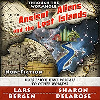 Ancient Aliens and the Lost Islands audiobook cover art