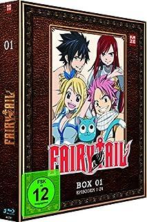 Fairy Tail - TV-Serie - Vol.1 - Blu-ray