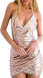 spaghetti strap sequin dress