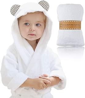 Best toddler hooded bathrobe Reviews