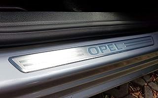 Emblem Blitz portellone OPEL CORSA D dal 2006 al 2016 Accessorio Logo GM originale OPEL