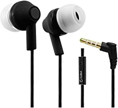 PRO Earbuds Works for Huawei P8 lite (2017) Encore+ Hands-Free Built-in Microphone and Crisp Digitally Clear Audio! (3.5mm...