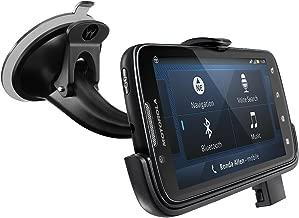 Motorola ATRIX 2 Vehicle Navigation Dock with Rapid Vehicle Charger - Car Kit - Retail Packaging - Black
