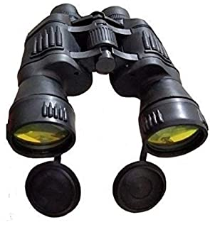 Jay Antiques Compact 10x25 Mini Binoculars Telescope Sports Hunting Camping Survival Kit - Black