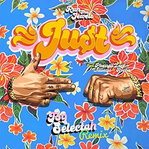 Run The Jewels feat. Pharrell Williams & Zack De La Rocha