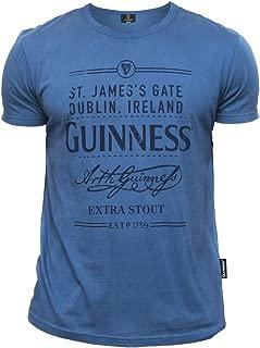 Guinness St. James's Gate Dublin, Ireland T-Shirt - Men's Short Sleeve Tee
