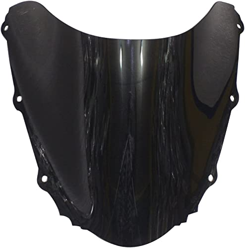 lowest Mallofusa ABS Motorcycle Windshield Windscreen For Honda CBR 1000RR 2004 lowest online 2005 2006 2007 Black online
