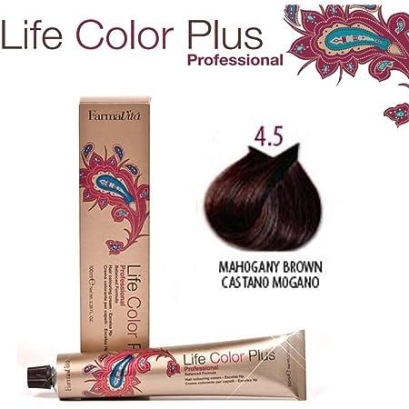 Farmavita Life Color Plus Tinte Capilar 4.5-90 ml: Amazon.es ...