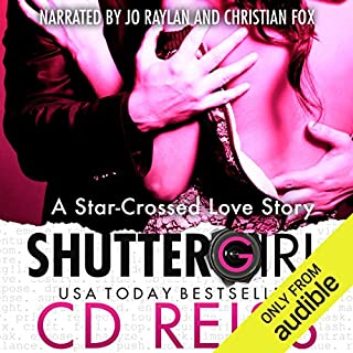 Shuttergirl audiobook cover art
