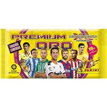 Panini Adrenalyn Sobres Premium Oro Edición Limitada 2019-2020 ...