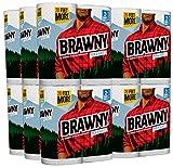 Brawny Pick-a-Size Paper Towels, 24 Giant Rolls