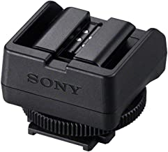 Sony ADPMAA  Shoe Adaptor for Mi Shoe,  (Black)