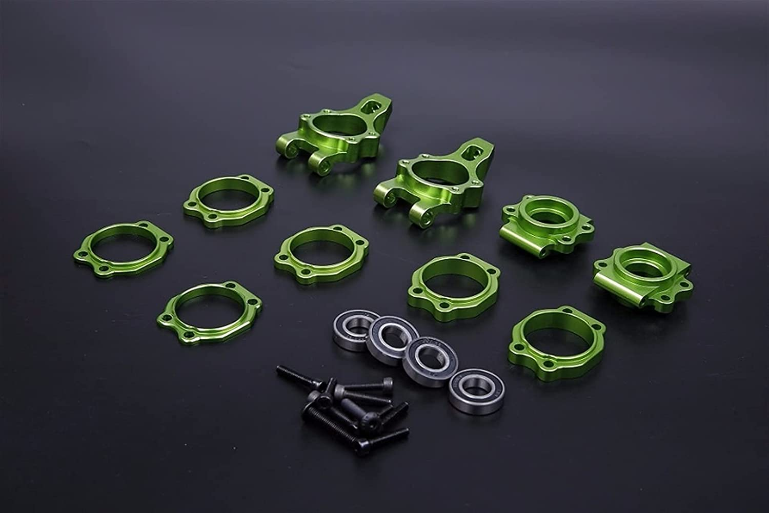 Zhusha for Rovan Parts 1 Gorgeous 5 Gas Alloy Tampa Mall Baja rc Spare Wh Rear