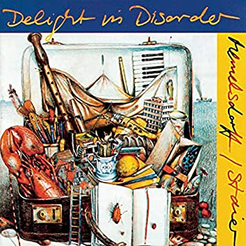 Delight In Disorder/English Music For Recorder And Harpsicho