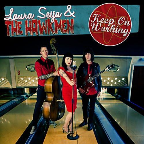 Laura Seija & The Hawkmen feat. Baby Rebbel & The Bongolian