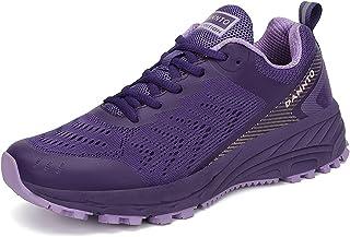 DANNTO Damen Laufschuhe Herren Turnschuhe Sportschuhe Straßenlaufschuhe Sneaker