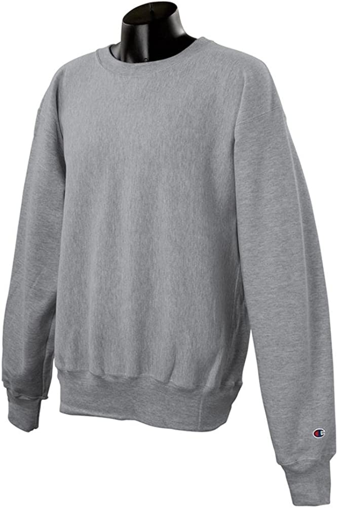 Champion - Sweat-shirt -  Homme Grau - Oxford Grey